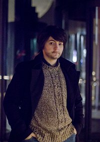 Cosplay-Cover: Daniel 'Danny' Holt (London Spy)