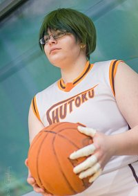Cosplay-Cover: Midorima Shintaro