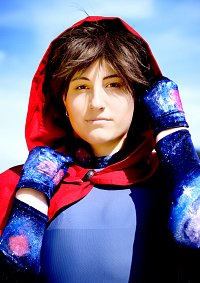 Cosplay-Cover: Billy Kaplan (Wiccan)