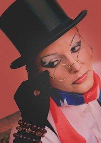 Cosplay-Cover: Ao [SHOXX Jan. 2002]