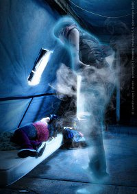 Cosplay-Cover: Joy Foster [Murdered: Soul Suspect]
