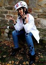 Cosplay-Cover: Trafalgar D. Water Law Female » Halloween
