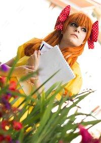Cosplay-Cover: Sakura Chiyo | Yellow Dress