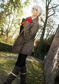 Cosplay-Cover: Allen Walker [Finding A.W. Arc feat. Hobo]