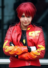 Cosplay-Cover: Lightning McQueen [Cars]