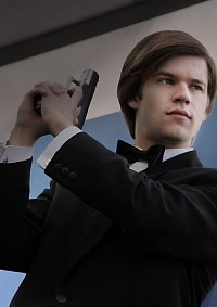 Cosplay-Cover: James Bond