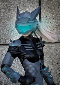 Cosplay-Cover: Yandere Ayano Aishi (Cyborg Mode)