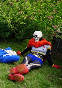 Cosplay-Cover: Papyrus
