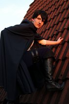 Cosplay-Cover: Levi (A choice with no regrets)
