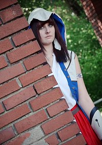 Cosplay-Cover: Connor Kenway (Ratonhnhaké:ton)