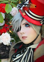 "Cosplay-Cover: Ciel Phantomhive ""Queen of Hearts"" PREVIEW"