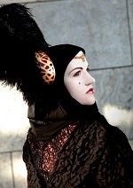 Cosplay-Cover: Queen Amidala - Escape from Naboo