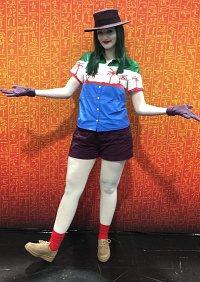 Cosplay-Cover: Joker (Female)