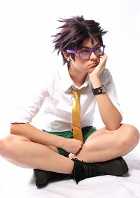 Cosplay-Cover: Jin