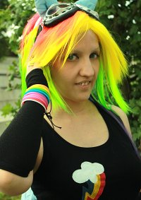 Cosplay-Cover: Rainbow Dash ☆ Gijinka