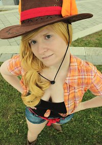 Cosplay-Cover: Applejack Gijinka