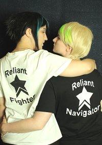 Cosplay-Cover: Abel☆ Navigator Shirt