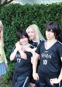Cosplay-Cover: Kazama Jin ☆ Seiseki