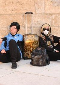 Cosplay-Cover: Yuri Katsuki Team Outfit