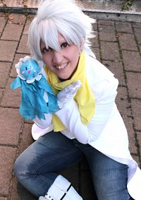 Cosplay-Cover: Clear ☆ Game-Version