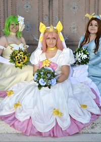 Cosplay-Cover: Wedding Peach ☆ Wedding
