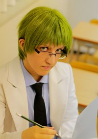 Cosplay-Cover: Midorima Shintarou ☆ Teiko