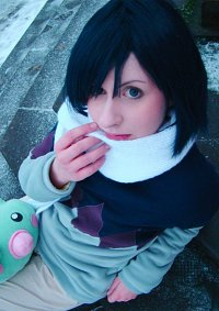 Cosplay-Cover: Ken Ichijouji [Winter]