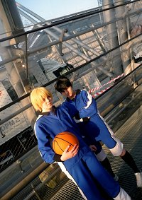 Cosplay-Cover: Kise Ryouta - Wintercup