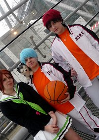 Cosplay-Cover: Kagami Taiga (Winter Cup)
