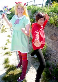 Cosplay-Cover: Marco Diaz (Star vs. the Forces of Evil)