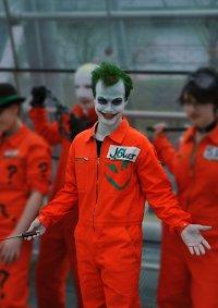 Cosplay-Cover: Joker Arkham Prisoner