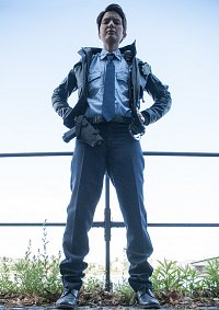 Cosplay-Cover: Officer Gordon