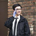 Cosplay: Edward Nygma (Gotham)