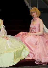 Cosplay-Cover: Sue [Ballkleid Green]