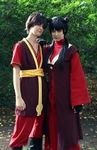 Cosplay-Cover: Zuko (Feuer-Nation)
