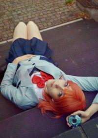 Cosplay-Cover: Sora Takenouchi [School Uniform Tri]