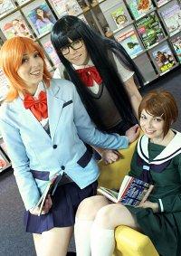 Cosplay-Cover: Meiko Mochizuki [Schooluniform]