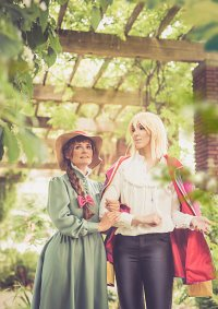 Cosplay-Cover: Hauro/ Howl Jenkins Pendragon