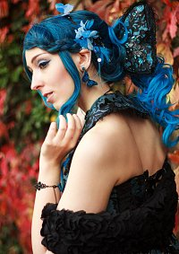 Cosplay-Cover: BluePassion-Butterfly