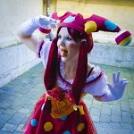 Cosplay: Jestabocky / Lausegraus [Dream Eater]