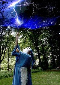 Cosplay-Cover: Merlin (Die Hexe und der Zauberer)