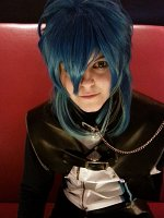 Cosplay-Cover: Aoba Seragaki