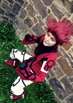 Cosplay-Cover: Groudon Gijinka