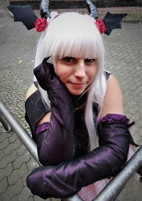 Cosplay-Cover: Anna Kushina Halloweenoutfit