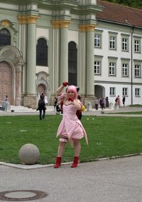Cosplay-Cover: Mew mew strawberry