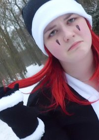 Cosplay-Cover: Axel (Christmas Town)