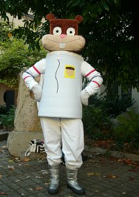 Cosplay-Cover: Sandy Cheeks