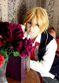 Cosplay-Cover: Oz Vessalius [オズ ベザリウス]