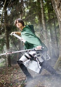 Cosplay-Cover: Eren Yeager