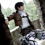 Cosplay: Levi ~ Scouting Legion ~